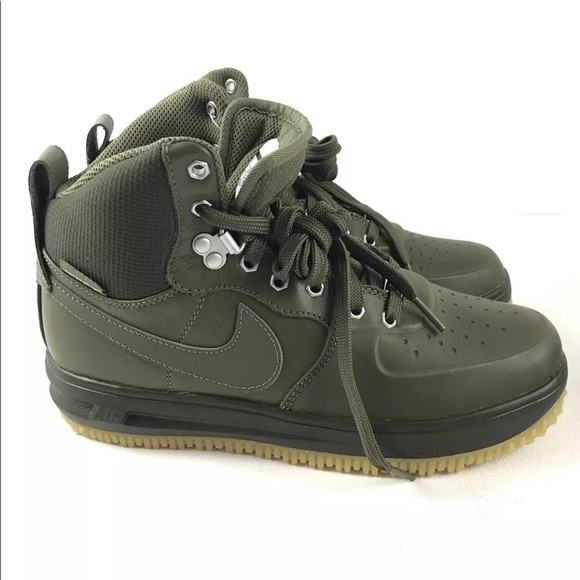 low priced 081a1 6e79a Nike Lunar Force 1 Sneakerboot GS